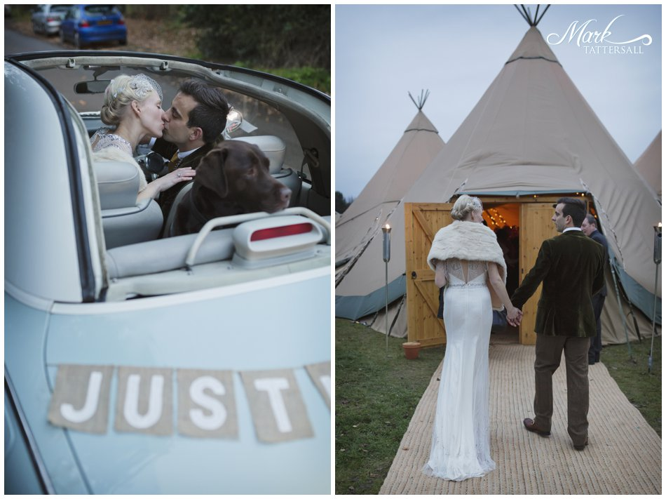 A Stylish Country Tipi Wedding - mark tattersall wedding Blog