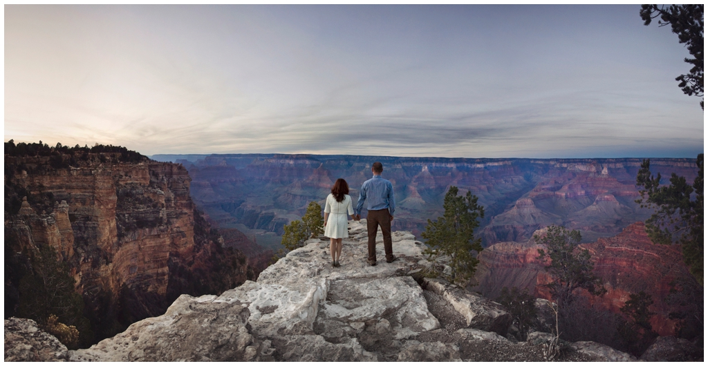 A Grand Canyon portrait shoot