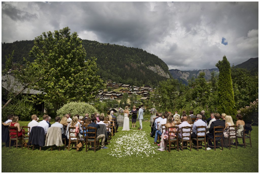 morzine wedding photography
