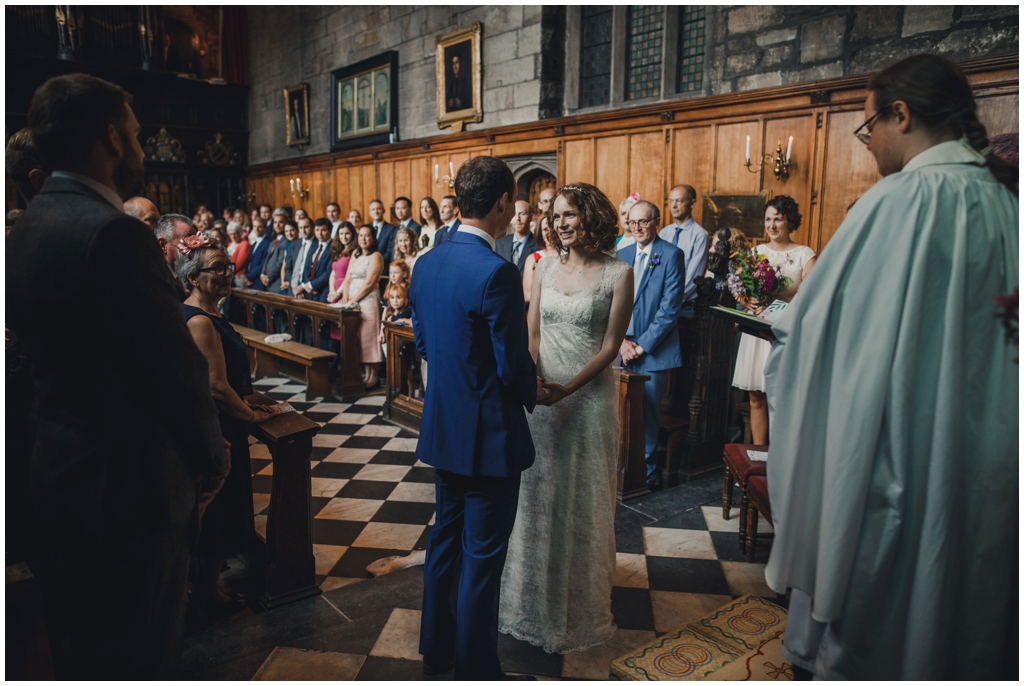 durham castle wedding photography