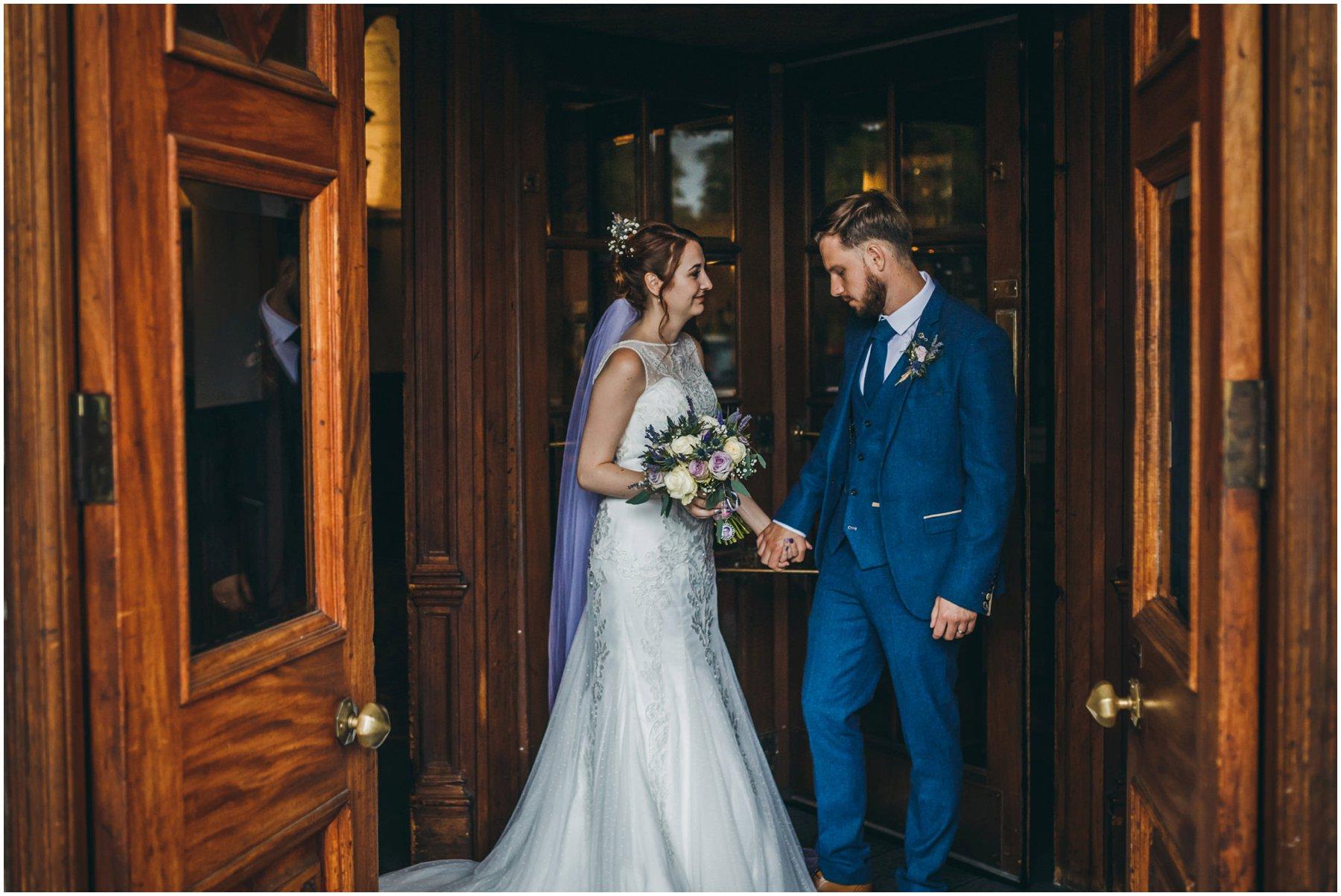 crown hotel wedding