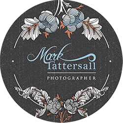 mark tattersall photographer logo