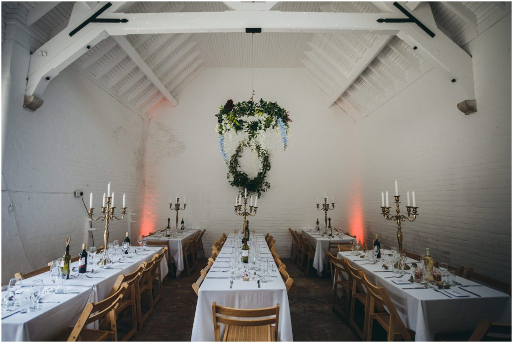 kingsettle stud wedding