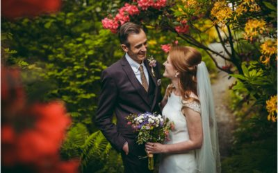 Why have a Brantwood Coniston wedding?