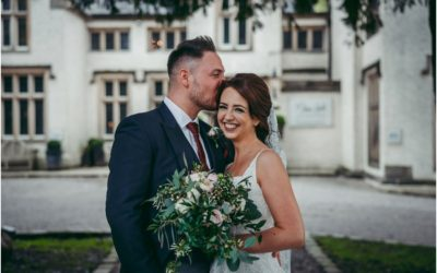 Wedding photography at Mitton Hall