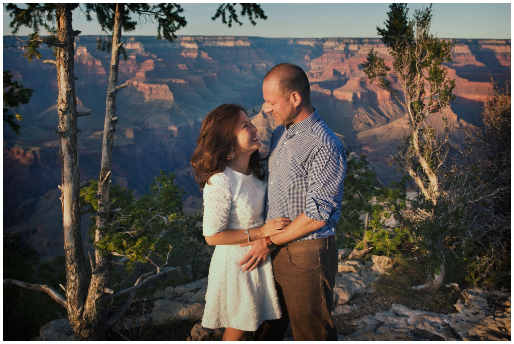 Grand Canyon Arizona wedding
