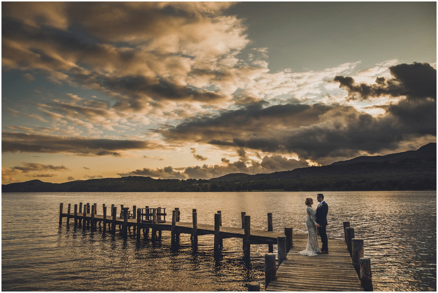Brantwood Coniston Wedding Photographer