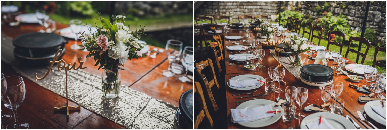 The Farmhouse Morzine wedding