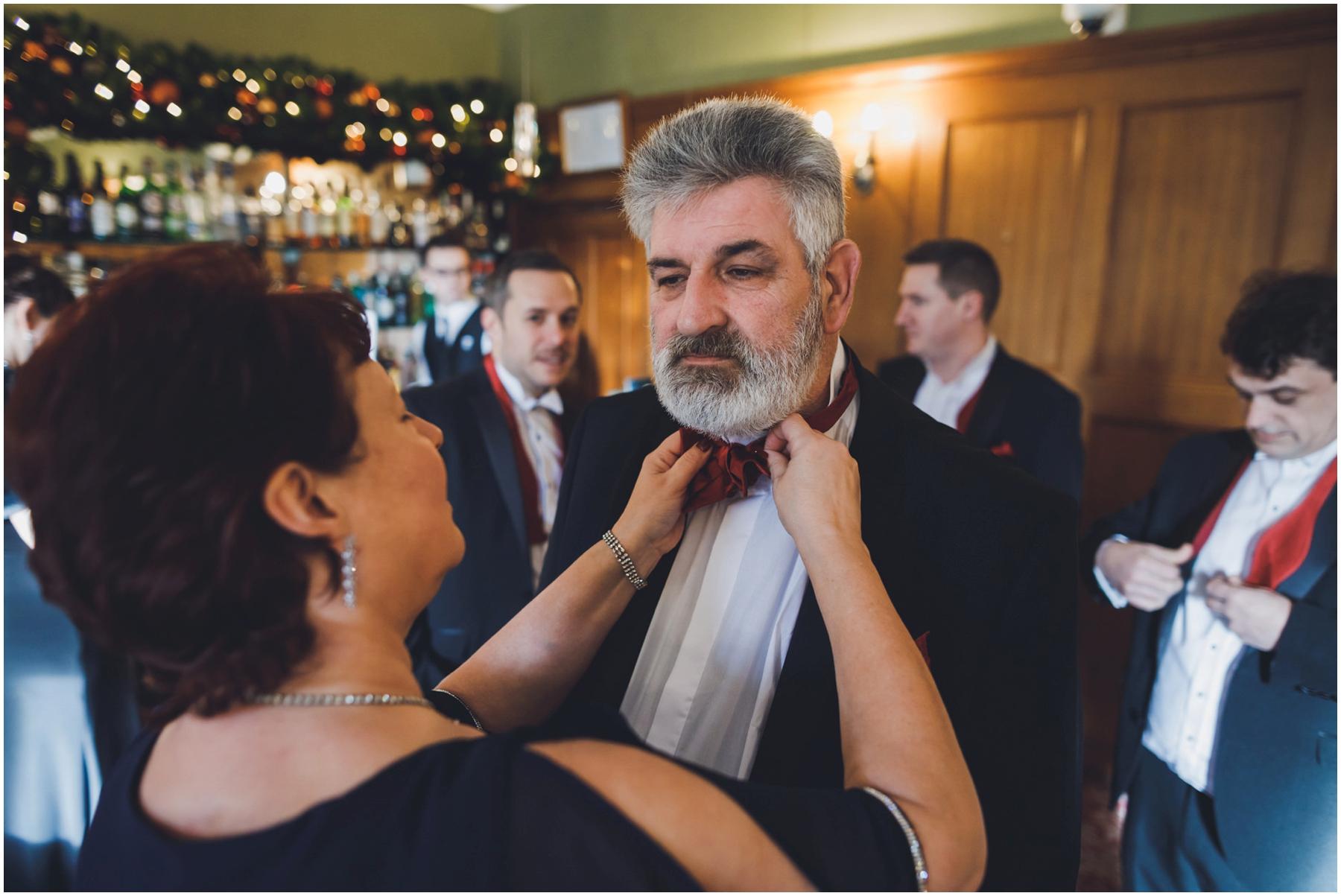 Nunsmere Hall Wedding Photographer