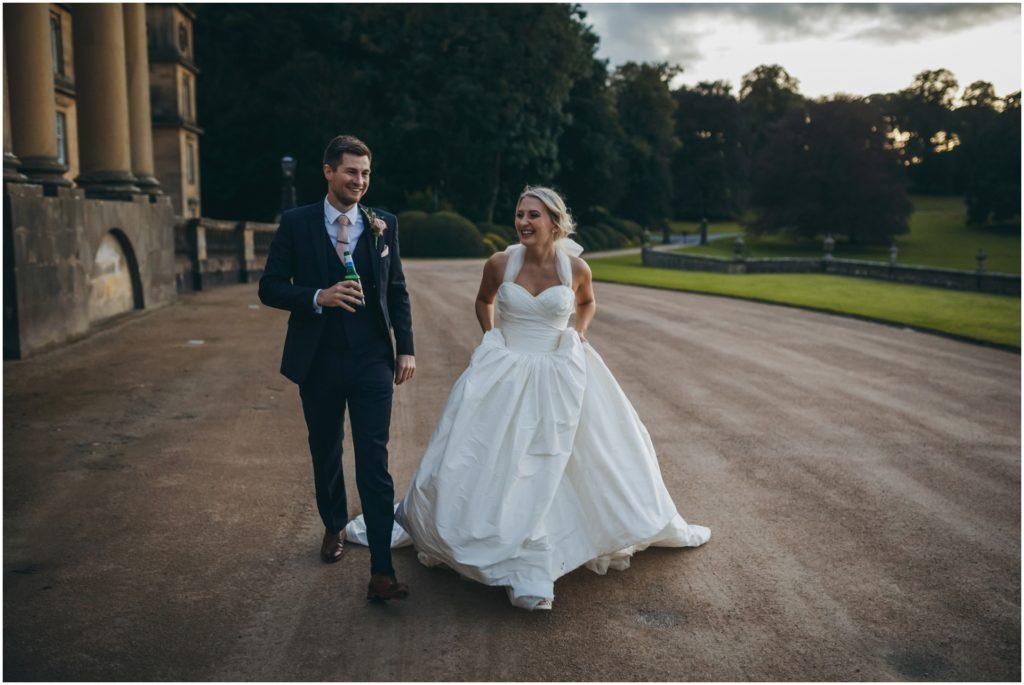 Broughton Hall Wedding