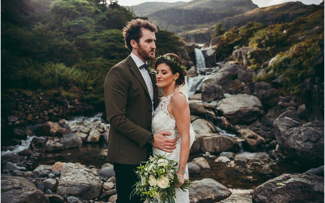 Coppermines weddings Cumbria